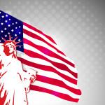 bigstock-American-flag-and-statue-of-li-30802388